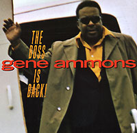 Обложка альбома «The Boss Is Back» (Gene Ammons, 1994)
