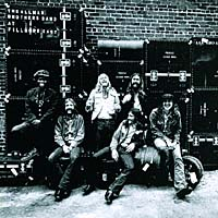 Обложка альбома «Live At Fillmore East» (The Allman Brothers, 1998)