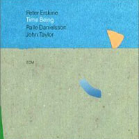 Обложка альбома «Peter Erskine. Palle Danielsson. John Taylor. Time Being» (Peter Erskine, Palle Danielsson, John Taylor, 2006)