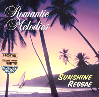 Обложка альбома «Romantic Melodies. Sunshine Reggae» (2004)