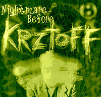 Обложка альбома «Nightmare Before KRZTOFF» (Bile, 2002)