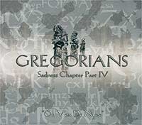 Обложка альбома «Gregorians. Sadness Chapter Part IV» (2003)