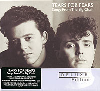 Обложка альбома «Songs From The Big Chair. Deluxe Edition» (Tears For Fears, 2006)