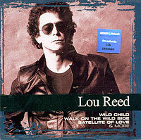 Обложка альбома «Collections. Lou Reed» (Lou Reed, 2006)