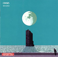 Обложка альбома «Crises» (Mike Oldfield, 2000)