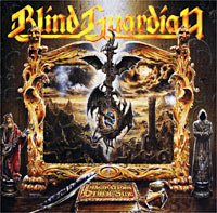 Обложка альбома «Imaginations From The Other Side» (Blind Guardian, 1995)