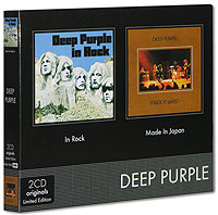 Обложка альбома «In Rock. Made In Japan» (Deep Purple, 2006)