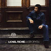 Обложка альбома «Just For You» (Lionel Richie, 2004)
