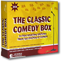 Обложка альбома «The Classic Comedy Box» (Various Arrtists, 2004)