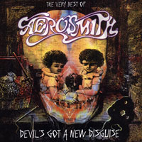 Обложка альбома «Devil's Got A New Disguise. The Very Best Of Aerosmith» (Aerosmith, 2006)