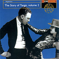 Обложка альбома «The Story Of Tango. Volume 2. Argentina» (1998)