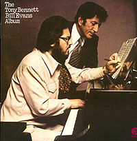 Обложка альбома «Tony Bennett. The Album» (Bill Evans, 2006)