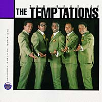 Обложка альбома «Anthology — The Best Of» (The Temptations, 1995)