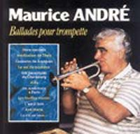 Обложка альбома «Ballades Pour Une Trompette» (Maurice Andre, ????)