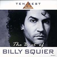 Обложка альбома «Best of Billy Squier» (Billy Squier, 1997)