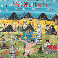 Обложка альбома «Little Creatures» (Talking Heads, 2006)