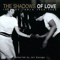 Обложка альбома «The Shadows Of Love. Intense Tamla 1966 — 1968» (2006)