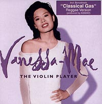 Обложка альбома «Vanessa Mae. The Violin Player» (Vanessa-Mae, 1995)