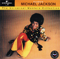 Обложка альбома «Classic. Michael Jackson. The Universal Masters Collection» (Michael Jackson, 2002)
