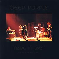 Обложка альбома «Made In Japan. 25th Anniversary Edition» (Deep Purple, 1998)