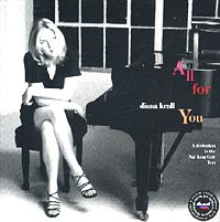 Обложка альбома «All For You» (Diana Krall, 1996)