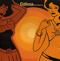 Обложка альбома «Eldissa. What A Difference» (2005)