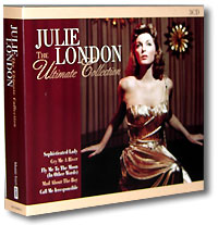 Обложка альбома «The Ultimate Collection» (Julie London, 2006)