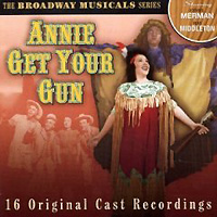 Обложка альбома «Annie Get Your Gun. Broadway Musical Seri» (2006)