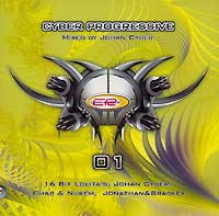 Обложка альбома «Cyber Progressive Trance CD1. Mixed By Johan Cyber» (Johan Cyber, 2006)