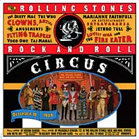 Обложка альбома «Rock N Roll Circus» (The Rolling Stones, 1996)