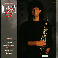 Обложка альбома «The Collection» (Kenny G, 1990)