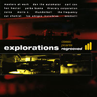 Обложка альбома «Classic Picante Regrooved Explorations» (2006)