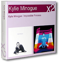 Обложка альбома «Impossible Princess» (Kylie Minogue, 2005)