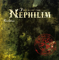 Обложка альбома «Revelations» (Fields Of The Nephilim, 2005)