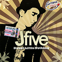 Обложка альбома «Sweet Little Nothing» (Jfive, 2006)