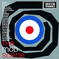 Обложка альбома «The Mod Scene» (Various Artists, 1998)