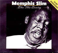 Обложка альбома «Blue This Evening» (Memphis Slim, 1960)