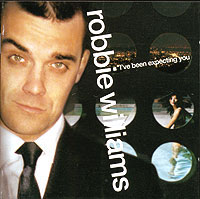 Обложка альбома «I've Been Expecting You» (Robbie Williams, 2002)