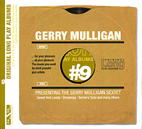 Обложка альбома «Presenting the Gerry Mulligan Sextet» (Gerry Mulligan, 2005)