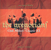 Обложка альбома «Chill Miftery Chapter XI» (The Gregorian, 2003)
