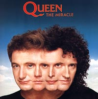 Обложка альбома «The Miracle» (Queen, 1989)