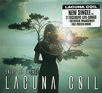Обложка альбома «Enjoy The Silence» (Lacuna Coil, 2006)