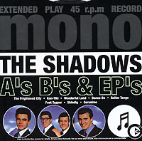 Обложка альбома «A's B's & EP's» (The Shadows, 2003)