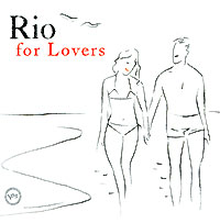 Обложка альбома «Rio For Lovers» (Various Artists, 2006)