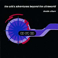 Обложка альбома «Adventures Beyond The Ultraw.» (The Orb, 1995)