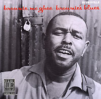 Обложка альбома «Brownie's Blues» (Brownie McGhee, 1990)