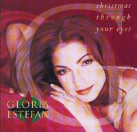 Обложка альбома «Christmas Through Your Eyes» (Gloria Estefan, 1993)