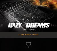 Обложка альбома «Hazy Dreams (Not Just). A Jimi Hendrix Tribute» (2003)