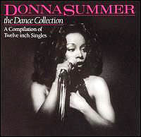Обложка альбома «The Dance Collection» (Donna Summer, 2006)