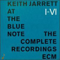 Обложка альбома «At The Blue Note. The Complete Recordings» (Keith Jarrett, 2006)